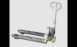 Nerezový paletový vozík v nabídce firmy DAMATECH v Dačicích