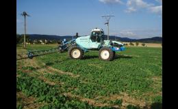 Využití moderní zemědělské techniky ve Fryštáku