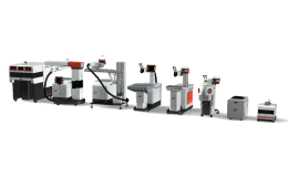 Laserové navařovací a svařovací stroje