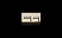 Vrata pro průmyslové haly