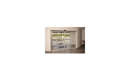 Posuvné automatické dveře TRIDO