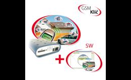 Dálkové ovládání vrat pomocí GSM klíče