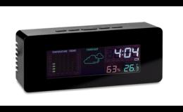 Chytré technologie - hodinky, meteostanice, powerbanky
