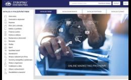 Katalog firem - Evropská databanka