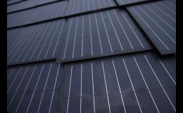 Střechy ze solárních tašek T-Power roof SolteQ, Biber, Infinity