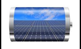 Uložení přebytečné energie do solárních baterií T-Power
