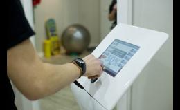 Elektroléčba na rehabilitační klinice THERAP-TILIA v Praze