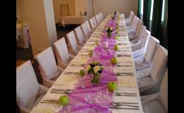Zámecký hotel Lednice, romantická svatba
