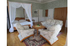 Zámecký hotel Lednice, luxusní ubytování