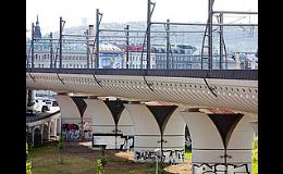 Beton Permacrete pro bílé vany od TBG Metrostav Praha