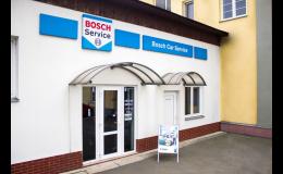Služby autoservisu Bosch Car servis TQM – holding s.r.o. v Opavě