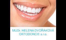 Ortodoncie MUDr. Helena Dvořáková Otrokovice, Zlínsko