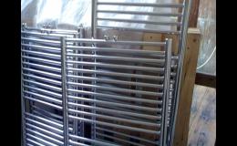 Elektrolytické leštění povrchu korozivzdorných ocelí