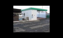Samoobslužné autoumývárny s vysokotlakým mytím