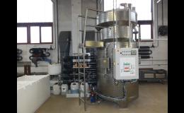 ČOV EVHfiltr pro úpravu odpadních vod