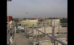 Výroba a montáž komunálních čističek odpadních vod