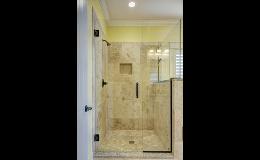 Sprchové zástěny a kouty RAVAK, RIHO, ROLTECHNIK
