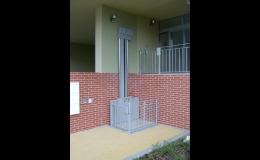 Plošiny pro imobilní a handicapované osoby