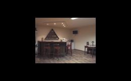 Luxusní apartmány Lípa s kuchyní a koupelnou