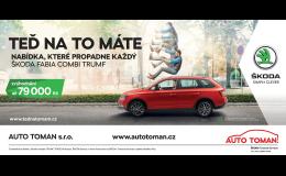 Předváděcí a testovací jízdy ve vozech Škoda