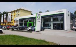 Autosalon AUTO TOMAN v Havířově nabízí modely ŠKODA