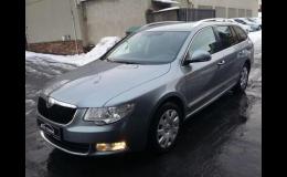Autobazar AUTO TOMAN prodává ojeté vozy Škoda Plus