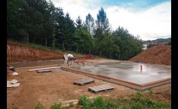 Realizace hrubé stavby, půdní vestavby Brno venkov