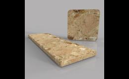 Odolné a pevné venkovní parapety z polymramoru
