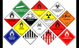 Přeprava nebezpečných nákladů v režimu ADR