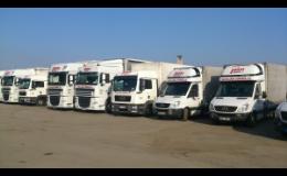 JONAS SPEED s.r.o. - doprava, logistika, celní služby