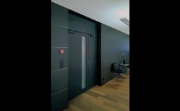 Požární dveře jednokřídlové - zakázková výroba