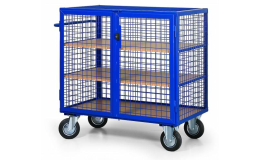 Skříňový manipulační vozík - Kovo Praktik s.r.o.