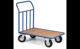 Manipulační plošinový vozík v e-shopu kovopraktik.cz