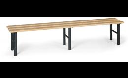 Šatnové lavičky a lavice pro školy, tělocvičny, převlíkárny