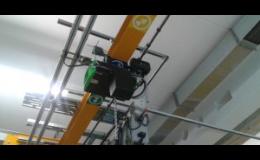 JOKR - montáže s.r.o. vyrábí, dodává, opravuje kladkostroje