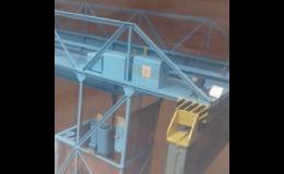 Závěsná technika a vázací prostředky JOKR - montáže