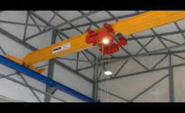 Preventivní prohlídky ocelových konstrukcí jeřábů