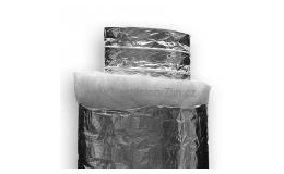 Vzduchotechnika - tepelněizolační hadice