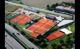 Tenisové kurty a dvorce s antukovým povrchem, Forward tenis, Stará Boleslav