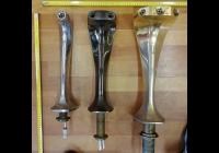 Poptáváme obnovu stříbrného chromování u výčepních stojanů