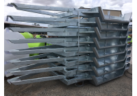 Ocelové díly, konstrukce, Austrálie
