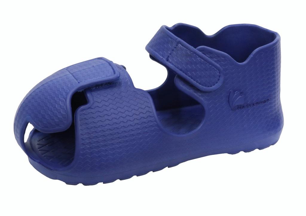 Ochranu fixované nohy poskytne ochranná bota MAXIARMOR od firmy ERILENS s.r.o.