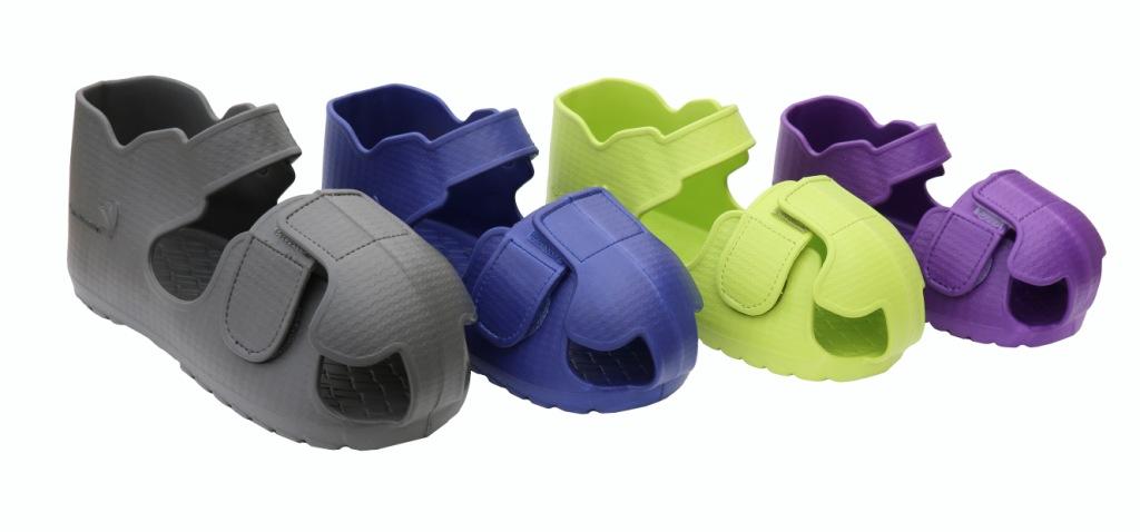 Ochranné boty MAXIARMOR dodáváme v několika rozměrech.