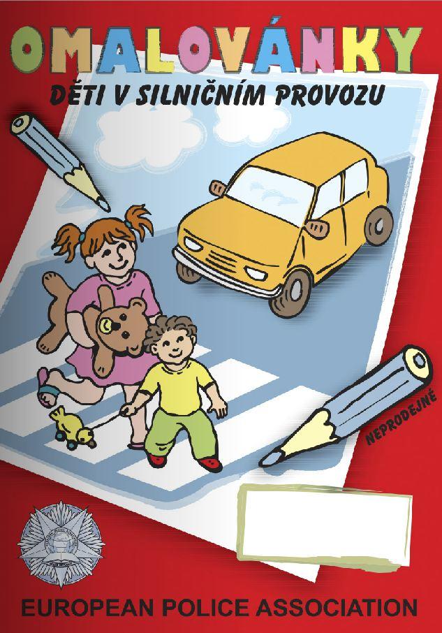 Jak poskytnout první pomoc a jak se chovat v silničním provozu děti naučí publikace IV - Nakladatelství.