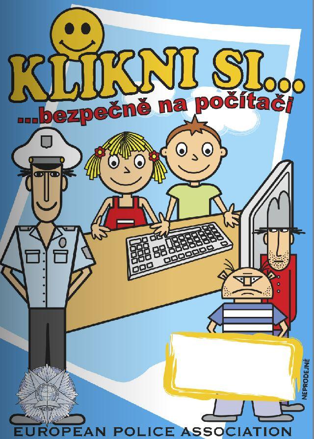 Zábavnou formou vaše děti naučíme jak se bezpečně chovat na internetu.