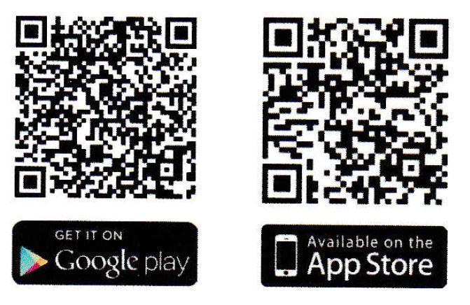 Jednoduchá aplikace v Google Play i App Store