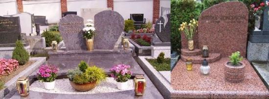 Kvalitní a vkusný náhrobek či pomník si zaslouží každý
