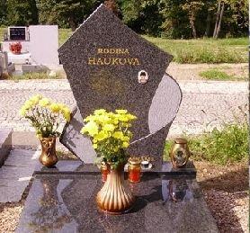 Náhrobky a pomníky Opava