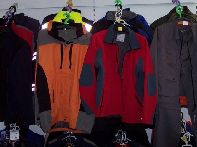 Kompletní pracovní oděvy