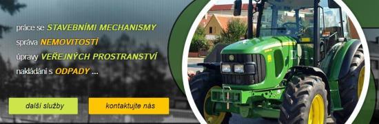 Stavební práce a technické služby v Jaroměřicích nad Rokytnou, Třebíči, Moravských Budějovicích a okolí